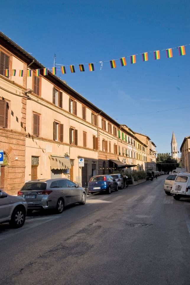 Quartiere - Borgo XX Giugno con Cattedrale di S.Pietro