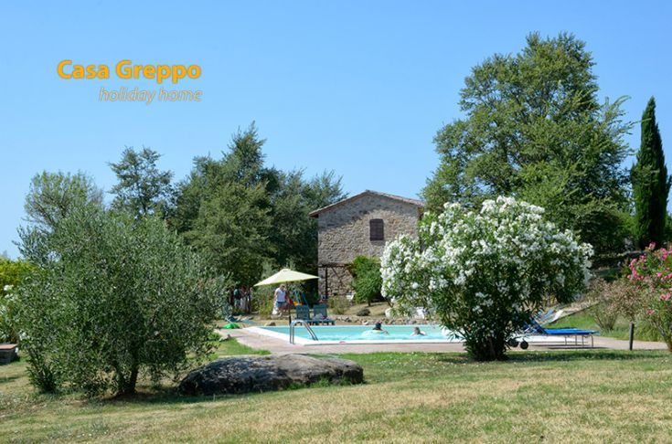 Vacation home to stay in umbria
