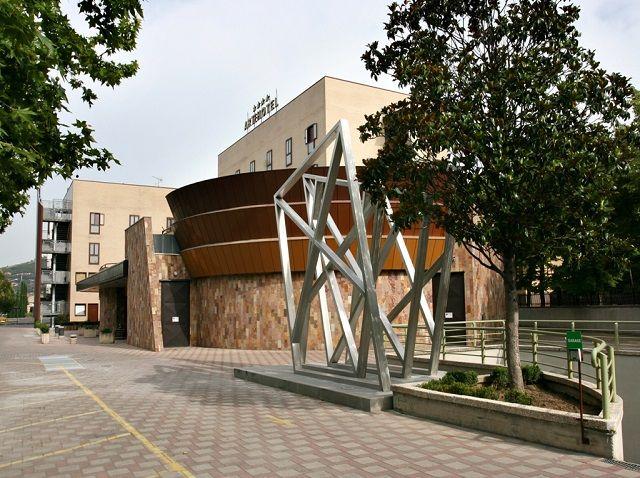 Arte Hotel 4 stelle a Perugia con Parcheggio, Garage, Palestra e Centro Congressi.