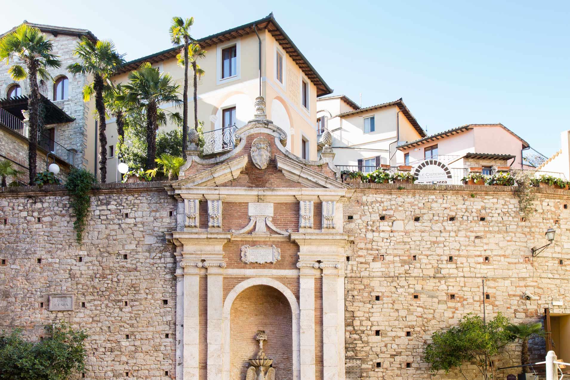 Hotel Fonte Cesia Todi, Fonte Cesia