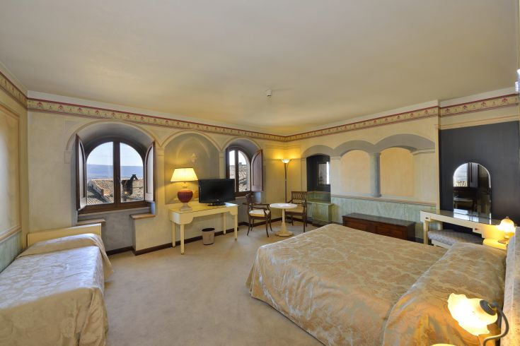 Jr. Suite Monna Vanna- Hotel Fonte Cesia Todi