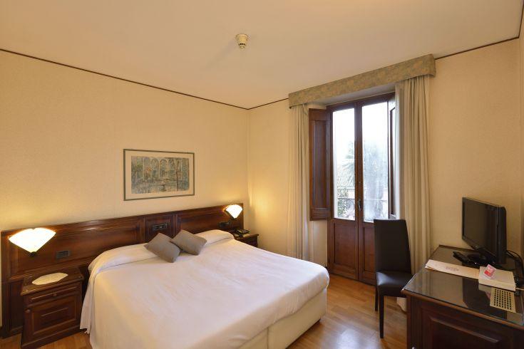 Camera classica- Hotel Fonte Cesia Todi