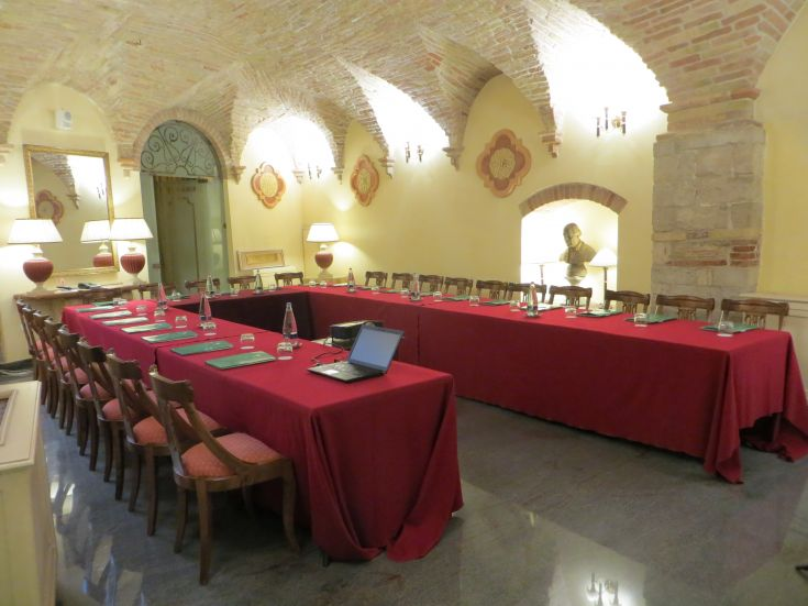 Meeting room - Hotel Fonte Cesia