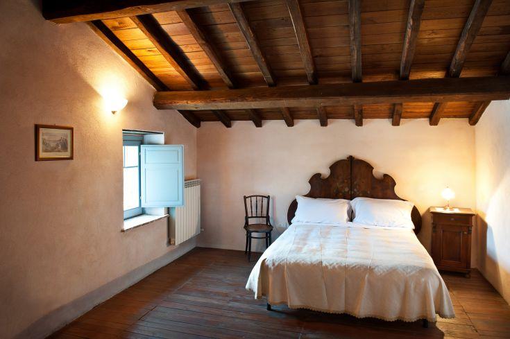 Appartamento da 2 a 4 persone soppalco con letto matrimoniale e 1 letto singolo