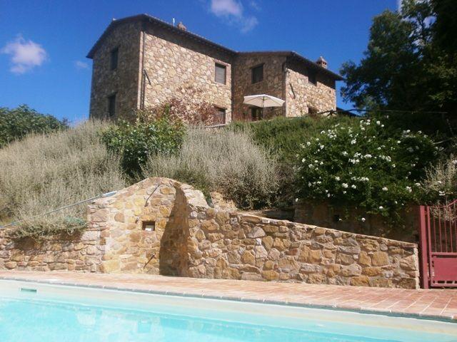 The complex Molinella, and in particular the villa Il Casale.