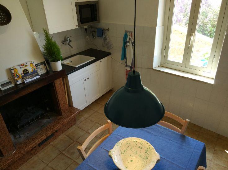 "Casa ""Le tre Muse"" - cucina"