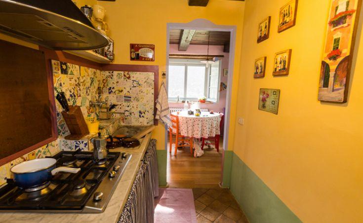 Appartamento L'Ulivo, cucina
