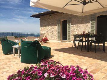 Casa vacanze centro storico Assisi Umbria Italia