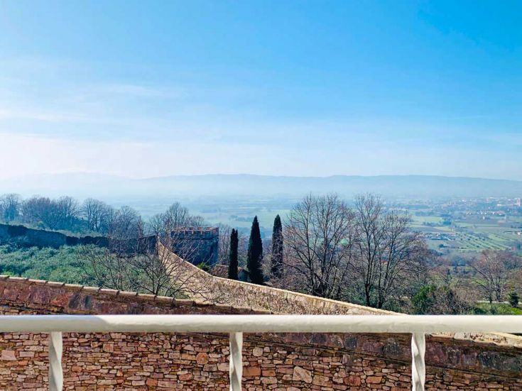 Casa vacanze vicina alla basilica di San Francesco di Assisi Umbria Italy