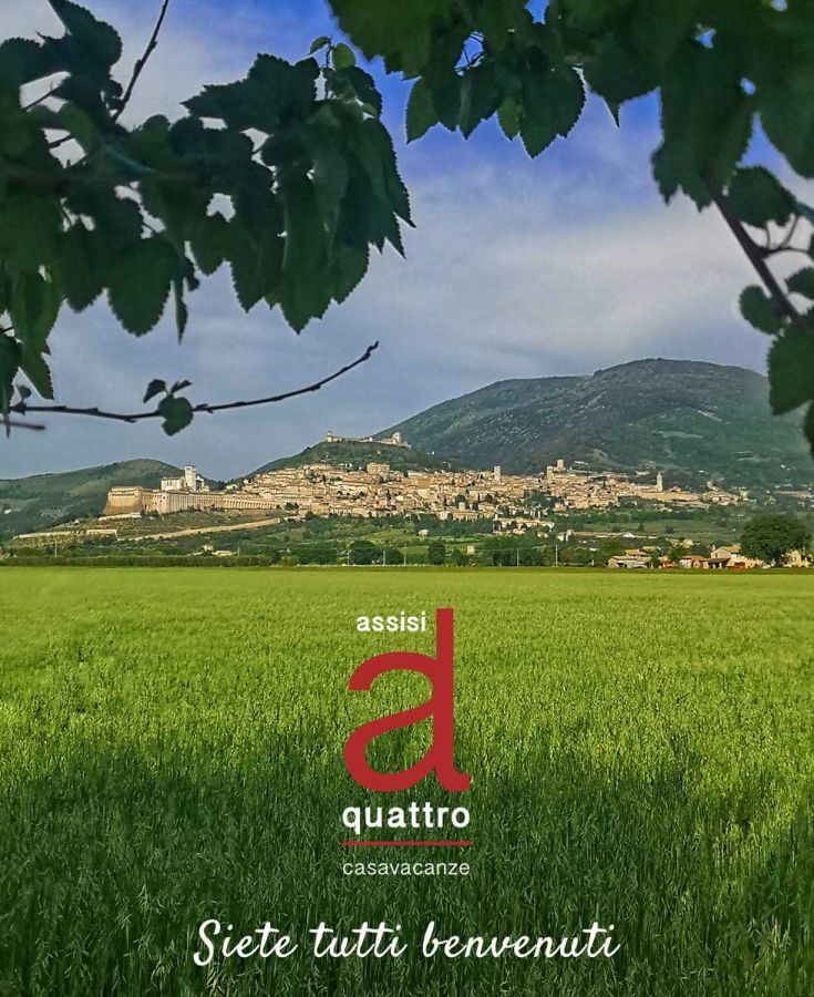 Assisi Al Quattro casa vacanze ad Assisi centro storico